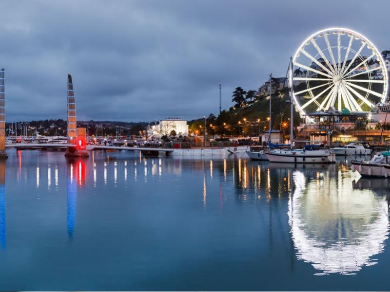 Torquay-harbour